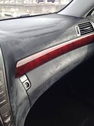 lexus rx 350 dashboard replacement help ruined melted interior 2007 ls460 recovery clublexus