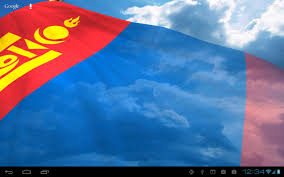 Mongolia Flag Flags Of Asia Live Wallpaper Android Reviews At Android Quality