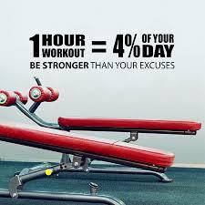 online get cheap workout wall decal for workouts aliexpress com