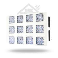 usa made led grow lights xte series led grow light usa made 5w leds 4 different models