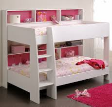 Bunk Bed For Girl by Bedroom Contemporary Kids Room With Long Modern Bunk Bed Idea