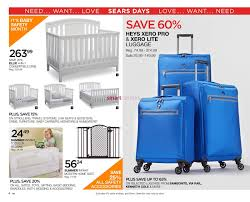 Sears Furniture Kitchener Sears Flyer September 14 U2013 October 1 2017 Weekly Flyers Canada