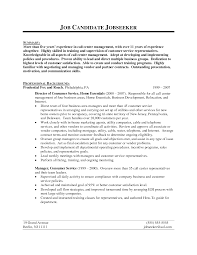 Qa Resume Objective Objective Call Center Resume Objective