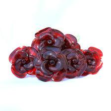 glass roses glass roses stemmed half dozen glass flower forever untamed