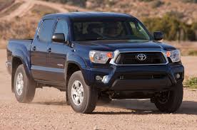 toyota suv trucks toyota tacoma regular cab to be dropped for 2015 truck trend