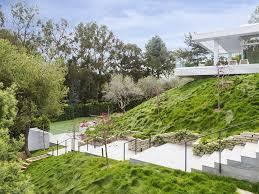 Modern Hill House Designs Hilltop Home In Bel Air