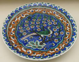 Ottoman Pottery File Animal Decorated Ottoman Pottery P1000584 Jpg Wikimedia Commons