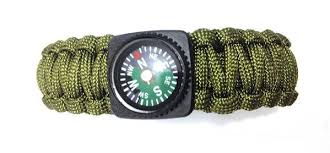 whistle buckle paracord bracelet images Survival paracord bracelet with compass emergency rope whistle jpeg