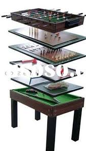 20 in 1 game table game table kids room ornament