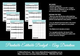 Free Download Budget Template Printable Budget Planner Finance Binder Update