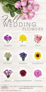 Fall Flowers Best 25 Fall Wedding Flowers Ideas Only On Pinterest Fall