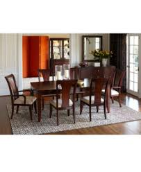 9 piece dining room set metropolitan contemporary 9 piece dining room furniture set