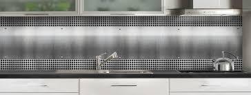 plaque aluminium cuisine crédence de cuisine plaque inox perforée c macredence com