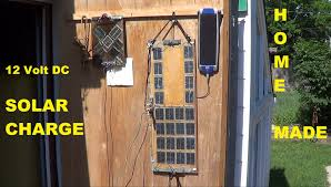 how to make a solar light from scratch homemade solar panels using solar yard lights whats in your garage