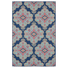Shaw Living Medallion Area Rug Shop Rugs At Lowes