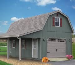 Shed Overhead Door 2 Story Single Car Garages Storage Sheds And Garages