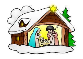 nativity scene clipart clipartxtras
