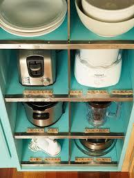 kitchen appliance storage ideas 10 space saving kitchen appliance storage ideas small room ideas
