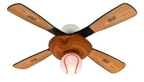 Cool Ceiling Fans For Kids Stunning Of With Inspirations Baseball - Fan for kids room