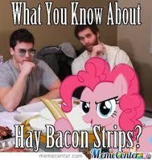 Bacon Strips And Bacon Strips Meme - hay bacon strips by croatiandude987 meme center