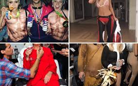 Bodybuilder Halloween Costumes Halloween Costume Clash Kardashian Wore