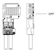 profibus connector 6es7972 0bb50 0xa0