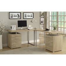 Computer Desk L Shape Desks Hutches L Shaped Or Corner Desk Sears