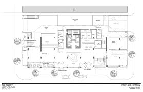 floor plan hotel ea 14 217236 portland curio hotel drawings first floor next