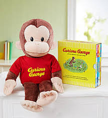 Curious George Centerpieces by New Baby Flowers U0026 Gifts New Mom Gifts 1800flowers Com