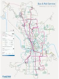 Metro Rail Houston Map by Austin Bus And Rail Map