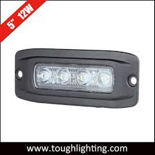 flush mount led lights 12v china dc 12v ip67 waterproof 5 12w flush mount led back up lights