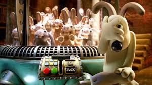 Wallace And Gromit Hutch Bbc One Wallace And Gromit In The Curse Of The Were Rabbit
