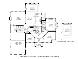 winchester home floor plans home plan