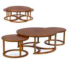 round nesting coffee table round nesting coffee table tri jans en furniture