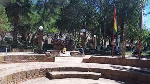 Santa Cruz Flag To Samaipata And El Fuerte Bolivia In Motion