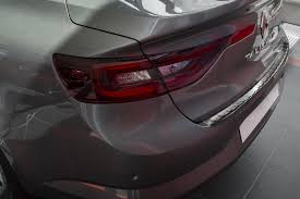 renault talisman 2016 interior stainless steel bumper protector fits for renault talisman