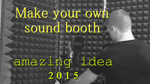 make your own home how to build home recording studio make your own portable sound