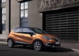 captur renault 2017 article details