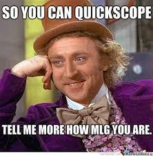 Quickscope Meme - ah you can quickscope by sarimouhai meme center