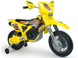 remote control motocross bike motocross thunder max vx 12v electric ride on dirt bike car tots