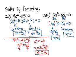 quadratic equation solve by factoring jennarocca