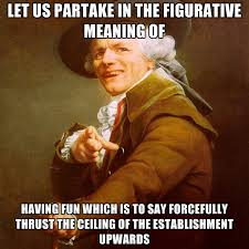 What Is The Meaning Of Meme - let us partake in the figurative meaning of having fun which is to