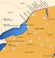 map for new york new york border map tbwg