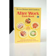 cbell kitchen recipe ideas 1963 better homes garden meals in minutes cook book couples