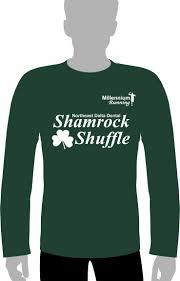 sold out shamrock shuffle bib auction millenniumrunning com