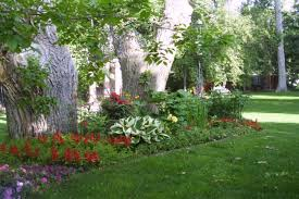 awesome front yard flower garden ideas with colourful home seasons