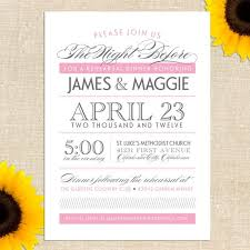 rehearsal dinner invitations wording wedding invitation wording no host best of rehearsal dinner