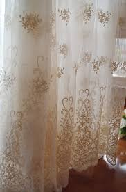 Cream Lace Net Curtains Net Curtain Fabric Designs Integralbook Com
