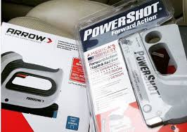 Upholstery Stapler Home Depot Hand Stapling Tools Manual Fastener Tools Arrow Fastener