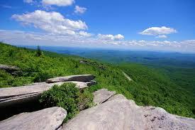 15 blue ridge parkway quick hikes near asheville